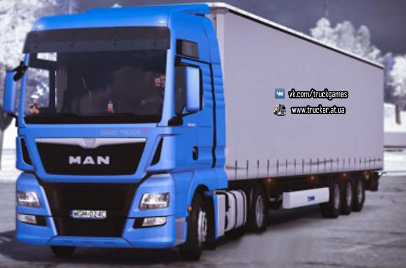 игры грузовики ман